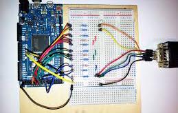 اتصال AVR به مانیتور و تلویزیون در Arduino (پشتیبانی از برد Due)