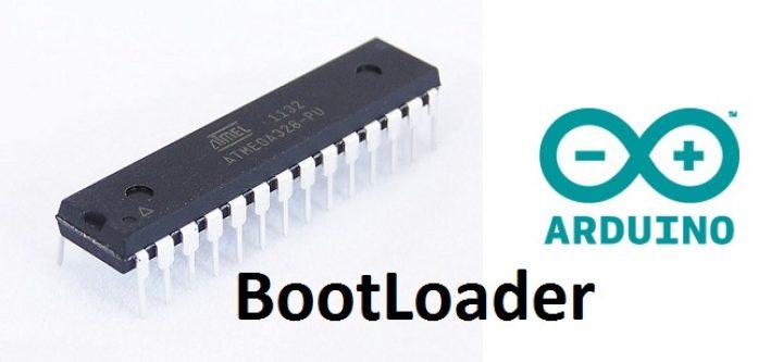 ATmega8 bootloader in arduino – بوت لودر ATmega8 در Arduino