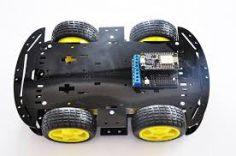 کنترل ماشین با ماژول ESP8266 سری ۷ و TB6612FNG