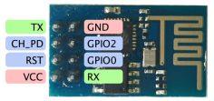 راه اندازی ESP8266 بدون نیاز به میکروکنترلر با آردوینو
